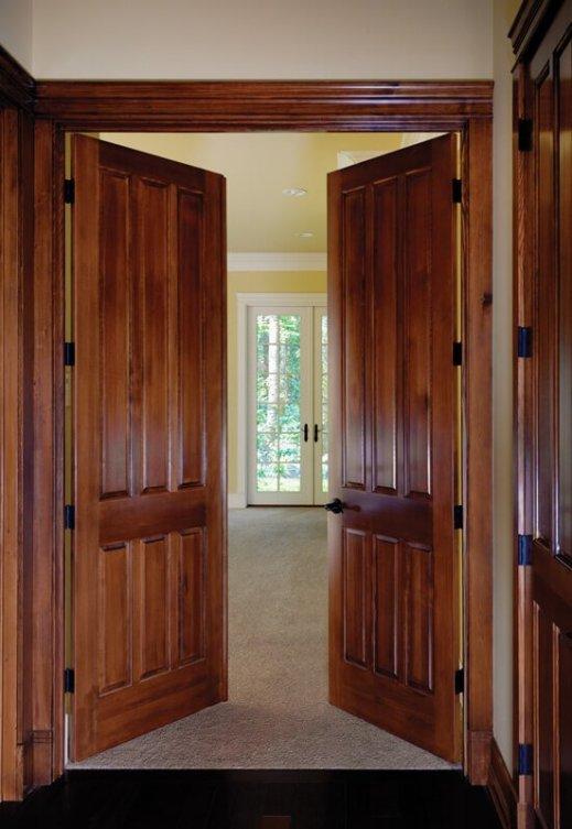 Latest front door styles #interiordoordesign #woodendoordesign