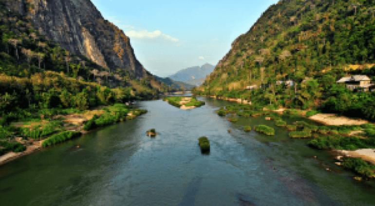the longest river in thr world