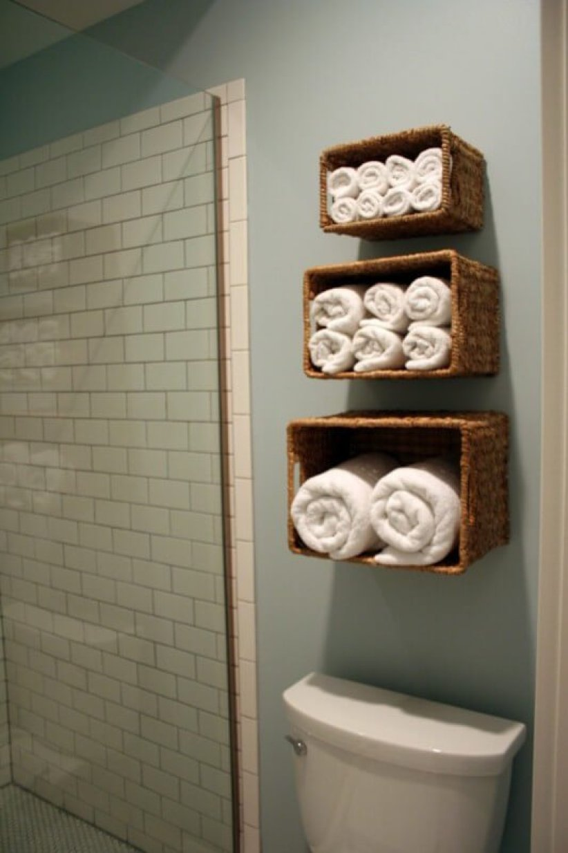 Nice bathroom plans for small spaces #halfbathroomideas #smallbathroomideas #bathroomdesignideas