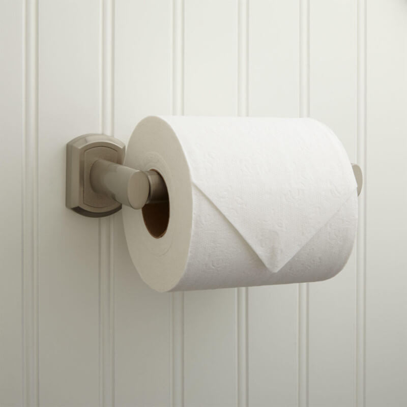 Toilet Paper Holder U2013 Half Bathroom Ideas. Beautiful Bathroom Inspiration  ...