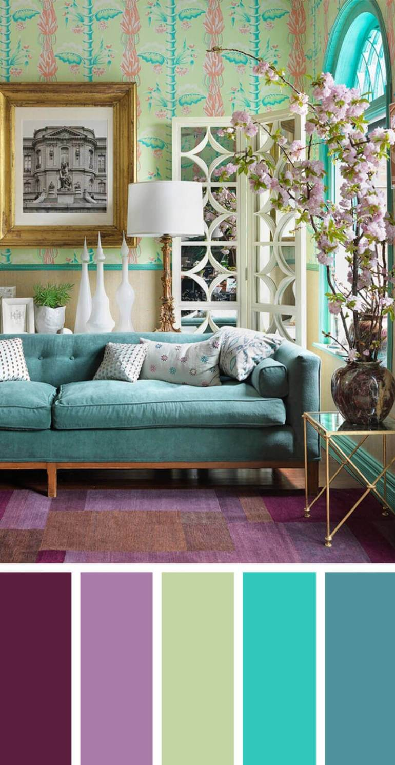 Trending living room color schemes with grey #livingroomcolorschemes #livingroomcolorcombination