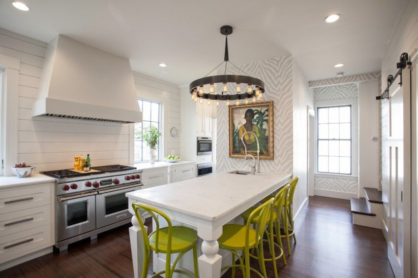 Trending big kitchen lights #kitchenlightingideas #kitchencabinetlighting