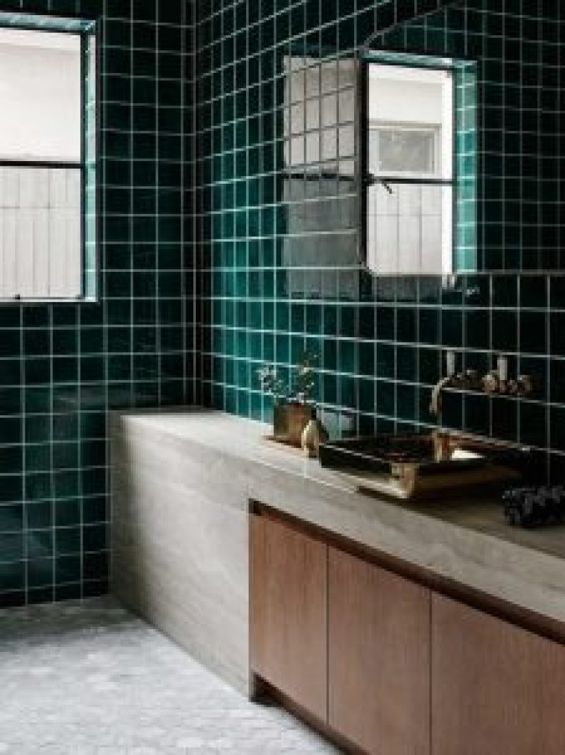 59 Simply Chic Bathroom Tile Ideas For Floor Shower And Wall Design
