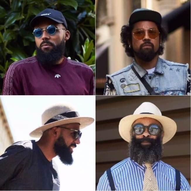 Wonderful types of facial hair #beardstyles #beardstylemen #haircut #menstyle