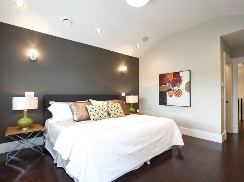 Extraordinary wall paint color ideas #bedroom #paint #color
