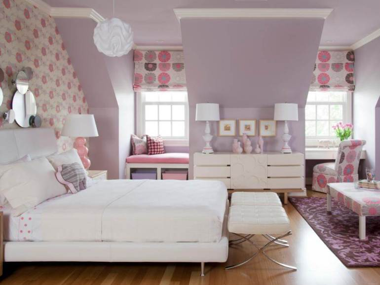 Brilliant girls bedroom decor ideas #bedroom #paint #color