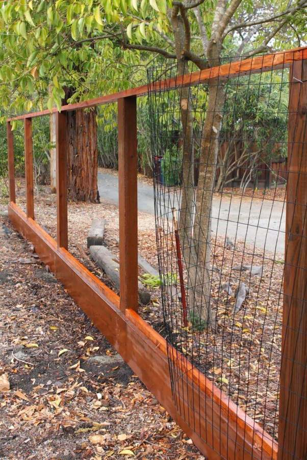 Astonishing diy garden fence #privacyfenceideas #gardenfence #woodenfenceideas