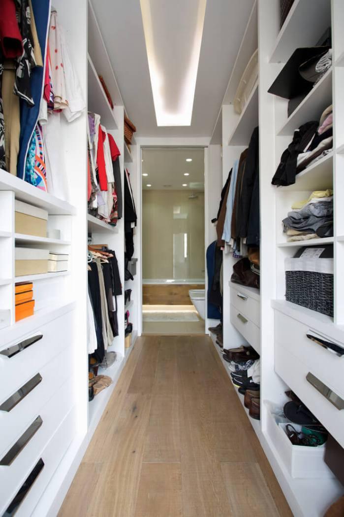 Wondrous closet storage shelves #walkinclosetdesign #closetorganization #bedroomcloset