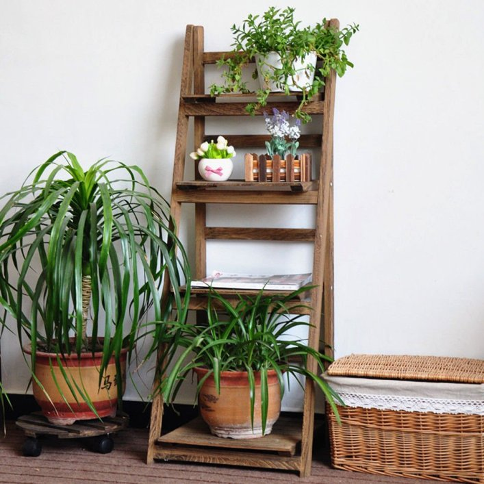 Miraculous outdoor corner plant stand #diyplantstandideas #plantstandideas #plantstand