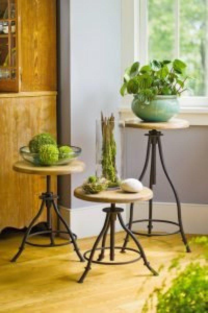 Amazing rectangular plant stand #diyplantstandideas #plantstandideas #plantstand