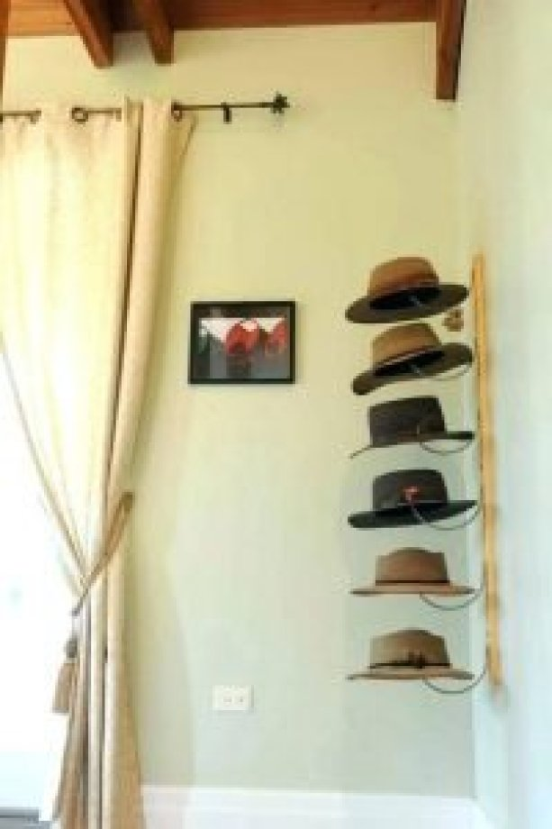 70 Latest Diy Hat Rack Ideas Hanging And Displaying Your Hats
