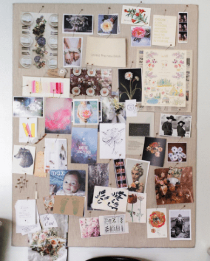 Unleash framed cork board #corkboardideas #bulletinboardideas #walldecor
