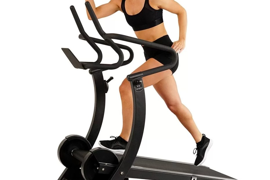 Self Propelling Treadmill