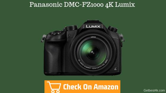 Panasonic DMC-FZ1000 4K Lumix