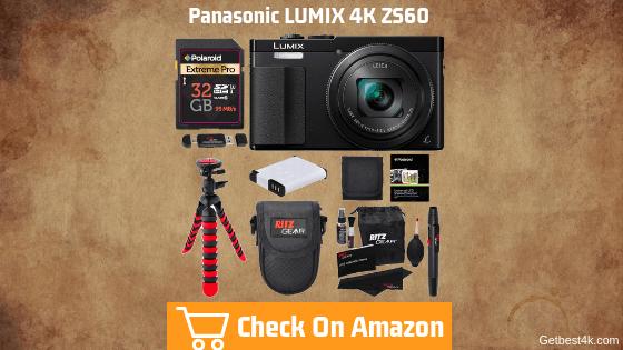 Panasonic LUMIX 4K ZS60