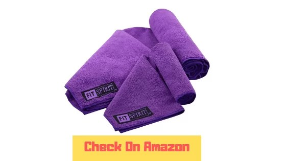 Best Towel for Gym Shower 2019 [Exclusive Review] 3