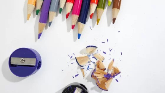 Best Sharpener for Colored Pencils