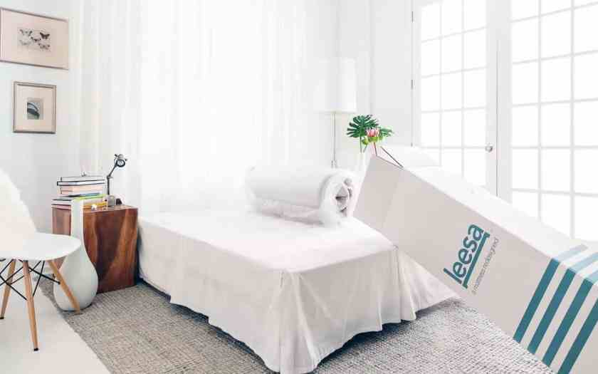 Leesa review sleep bed mattress