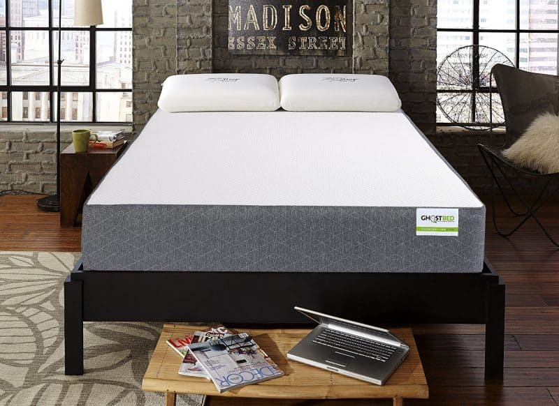 ghostbed mattress review and ratings by getbestmattress.com