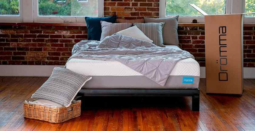 the dromma bed mattress is the best hybrid latex foam