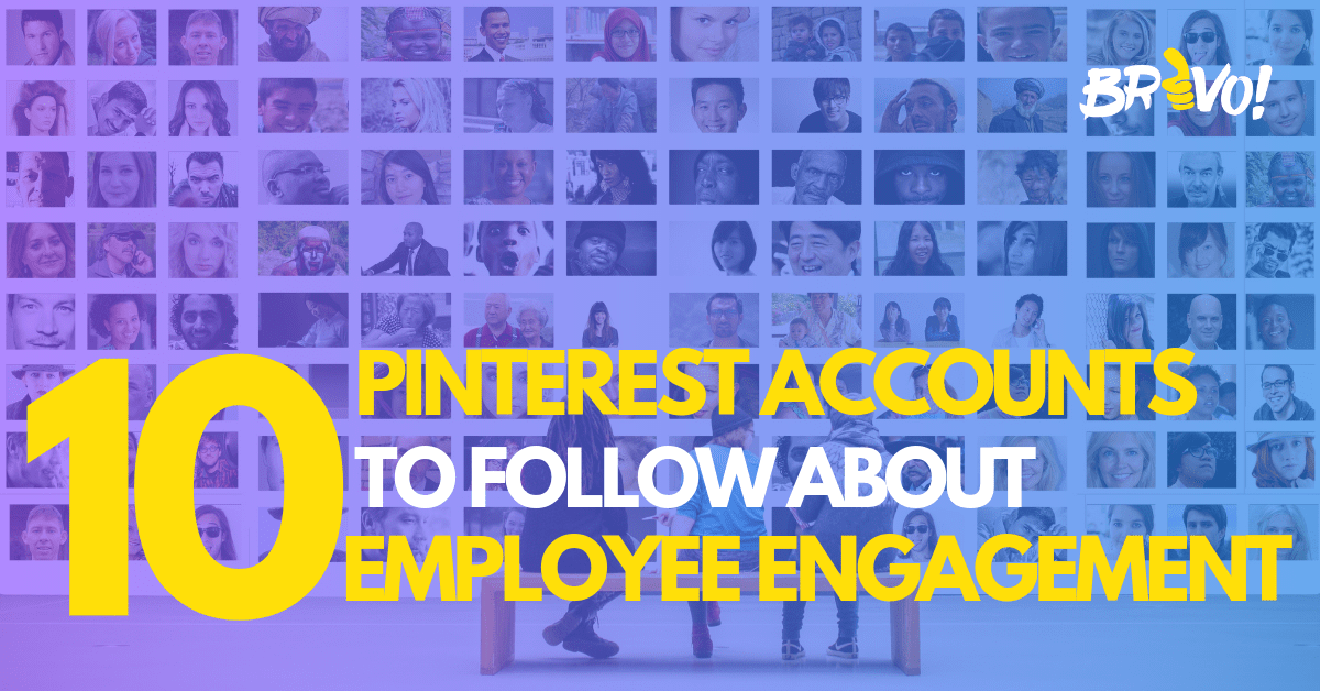 pinterest employee motivation engagement rewards