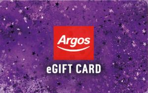 argos egift card