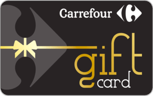 carrefour gift card