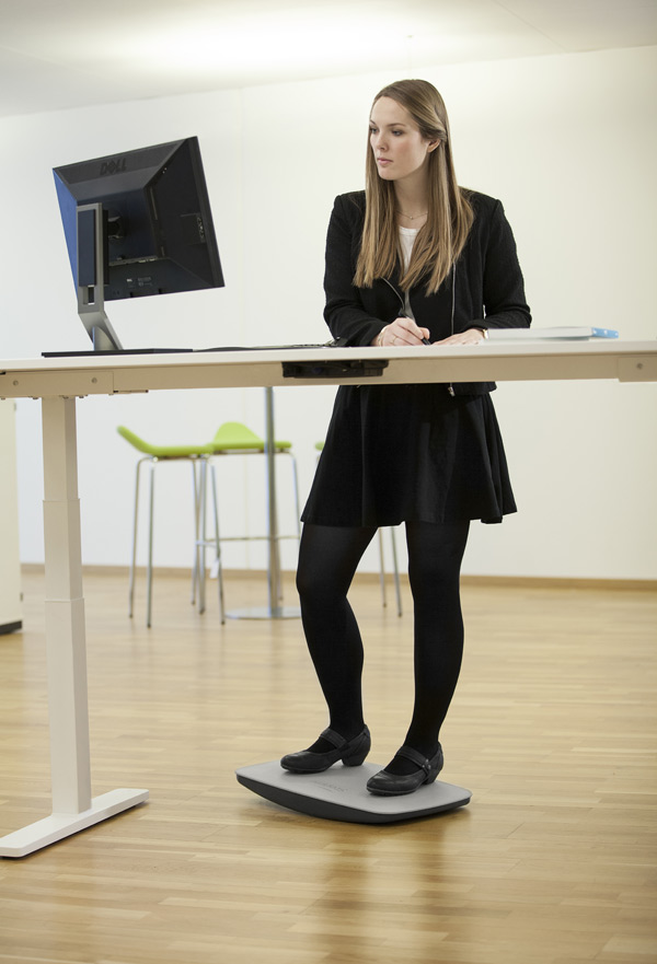 SitStand Solutions Height Adjustable Desk Variable