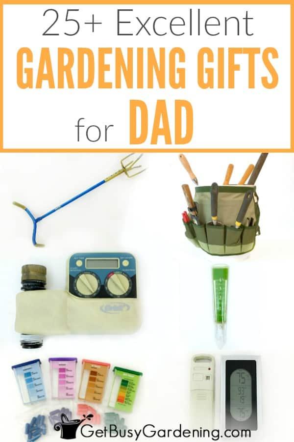 25 excellent gardening gifts