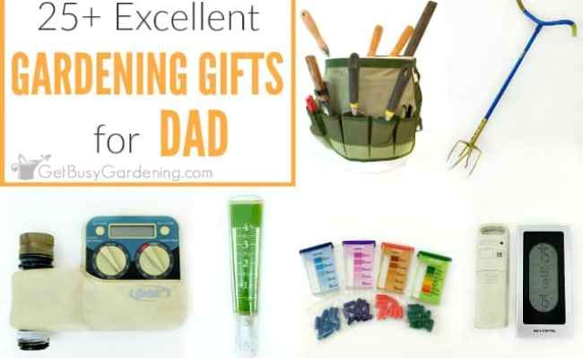 25 Excellent Gardening Gifts For Dad Get Busy Gardening