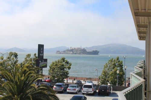 How we booked the Radisson Alcatraz for free