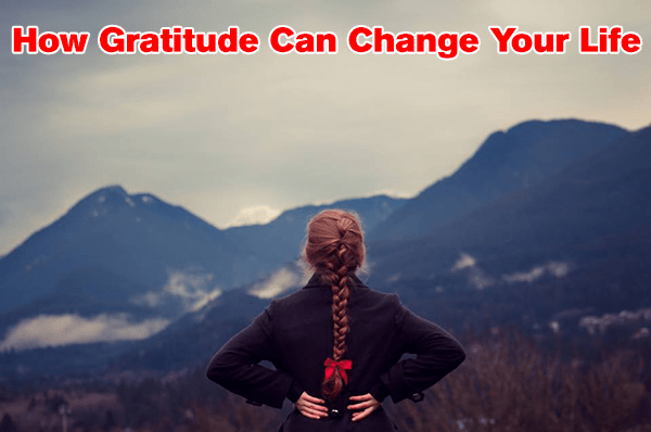 Get Busy Living Podcast 24 How Gratitude Can change your life