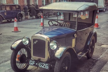 Another Retro Automobile
