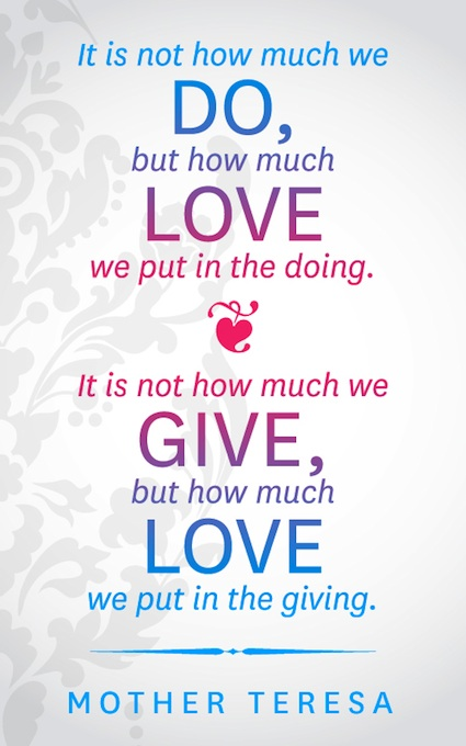 Quotes About Being Blessed Love