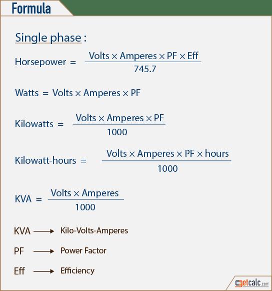 3 Phase Power Equations Pdf - Tessshebaylo