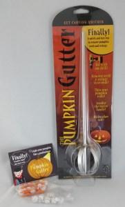 pumpkin gutter, pumpkin gaffer, pumpkin lights, halloween, carving