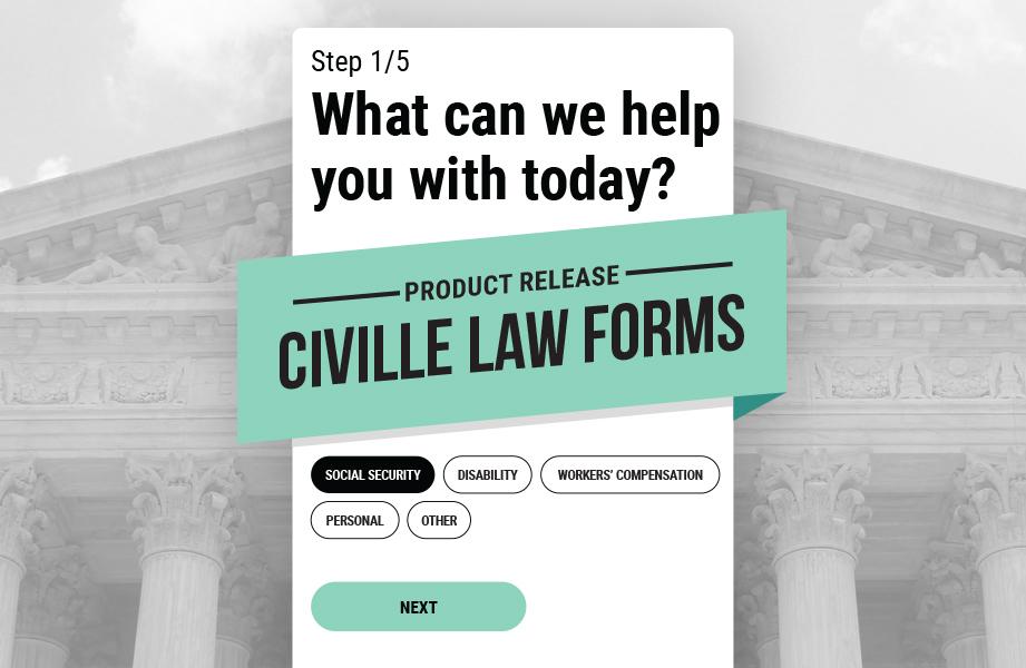 Civille Law Forms