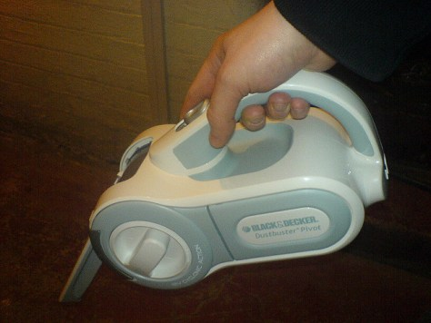old dustbuster