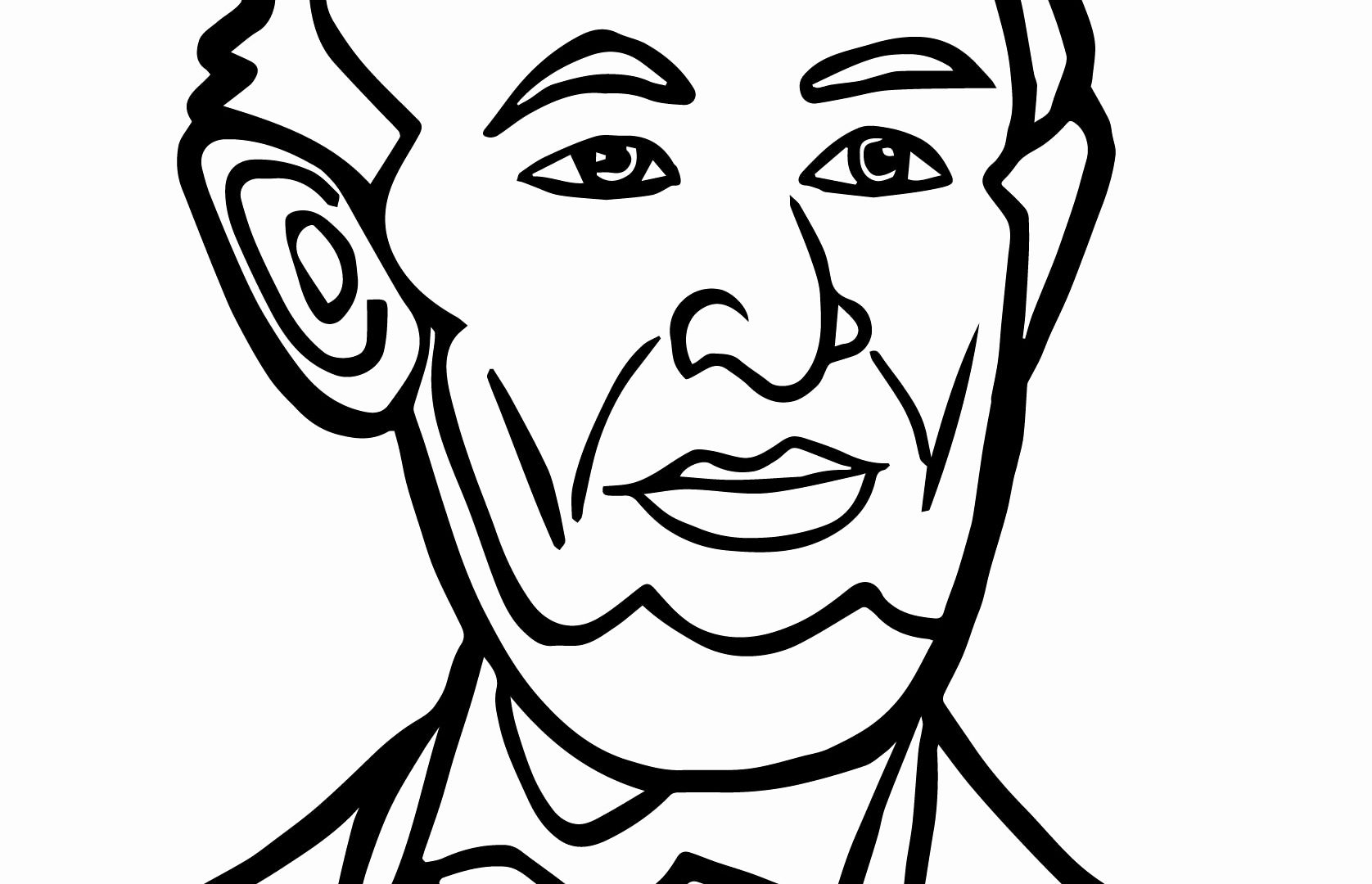 Abraham Lincoln Coloring Pages Printable At Getcolorings