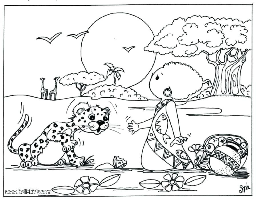 African American Woman Coloring Pages at GetColorings.com