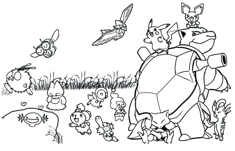 all legendary pokemon coloring pages at getcolorings