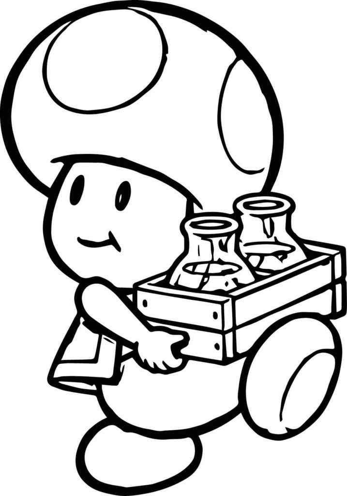 All Mario Characters Coloring Pages at GetColorings.com