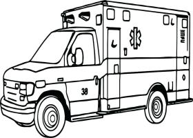 Ambulance Coloring Pages at GetColorings.com   Free ...