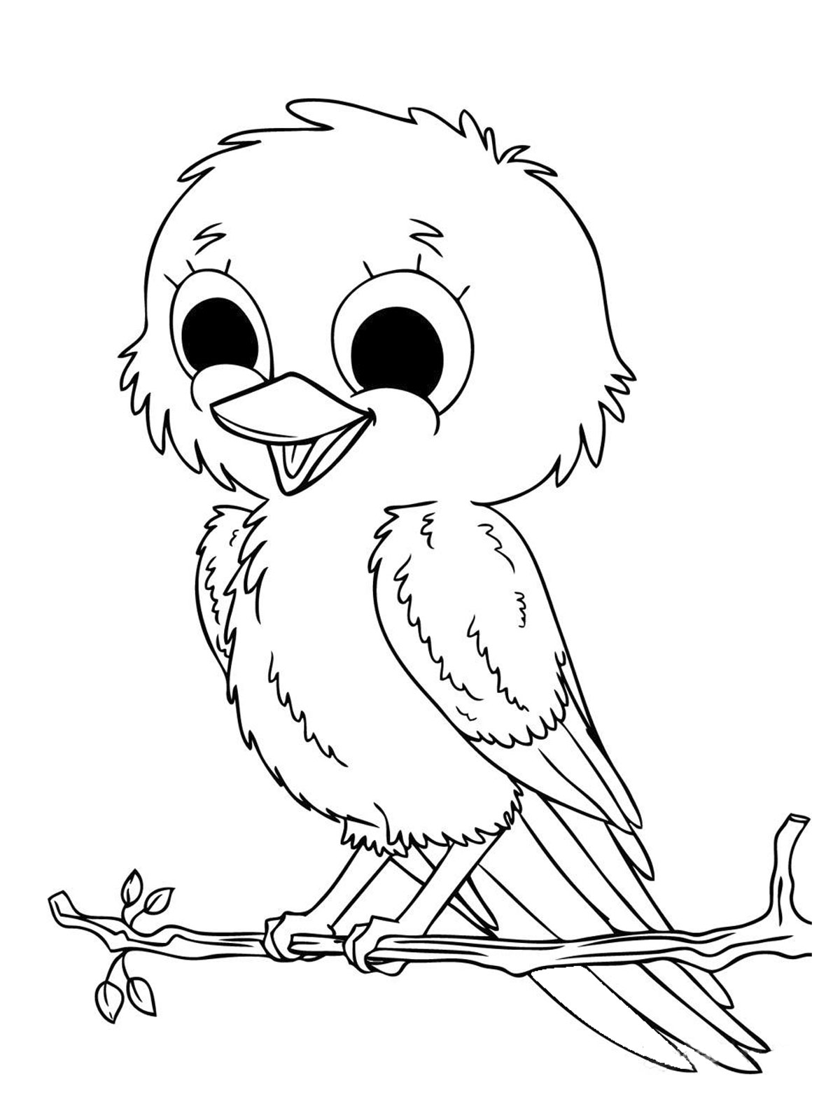 Animal Coloring Pages For Teens At Getcolorings