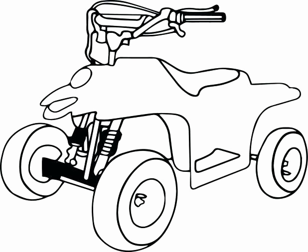 atv coloring pages at getcolorings  free printable