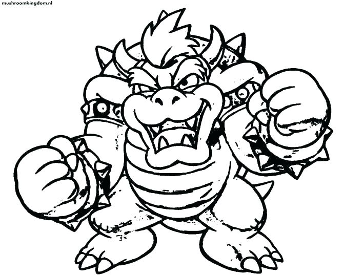 Mario And Luigi Coloring Pages At Getcolorings Com