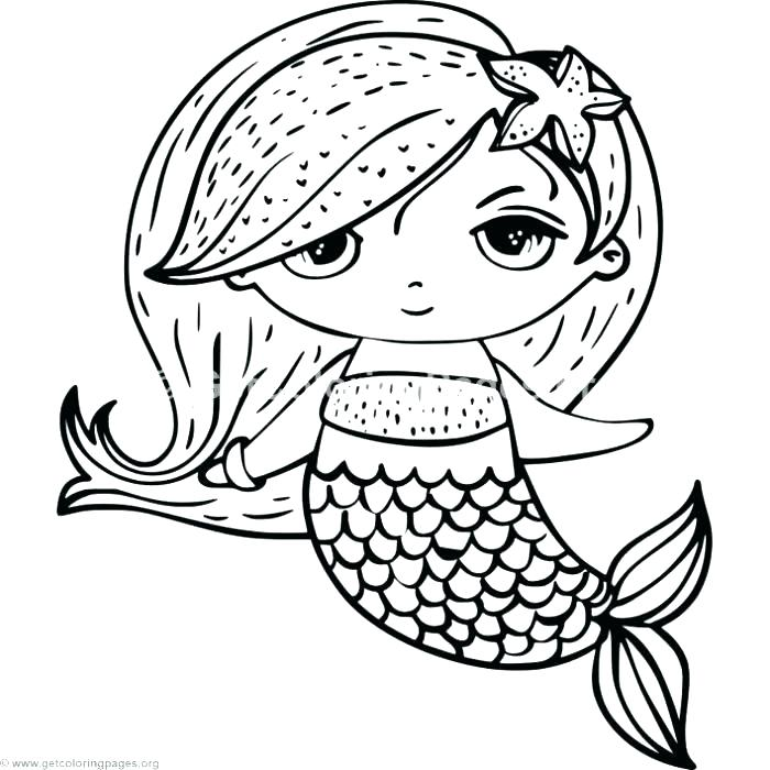 baby mermaid coloring pages at getcolorings  free