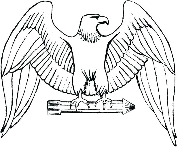 Bald Eagle Coloring Pages Printable at GetColorings.com