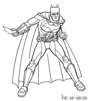 Batman Begins Coloring Pages at GetColorings.com   Free ...