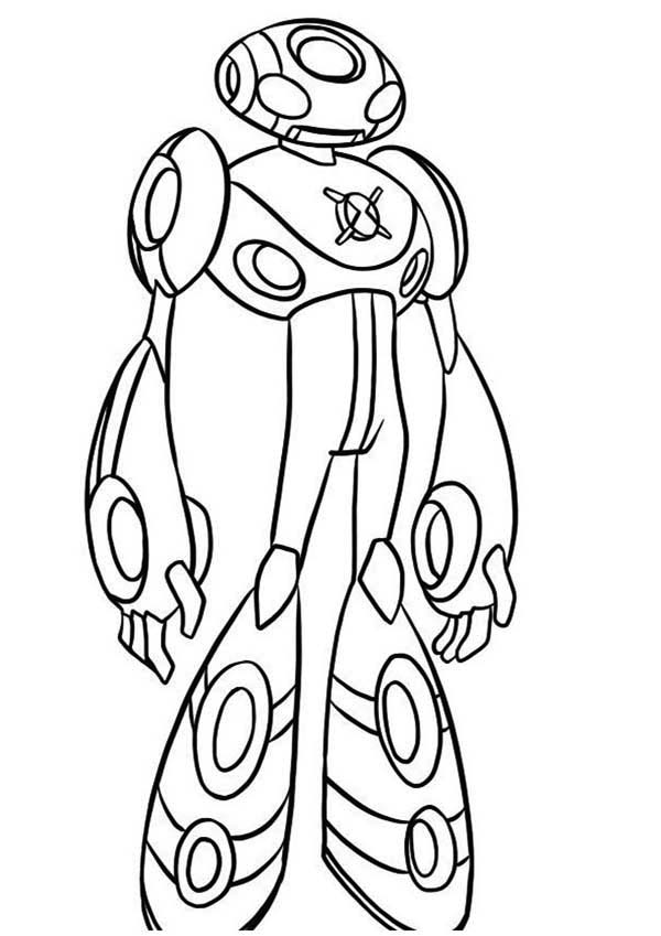 Ben 10 Ultimate Alien Coloring Pages at GetColorings.com